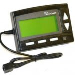 PeopleNet Driver Terminal System comes with the OBC and keyboard in addition to the display.