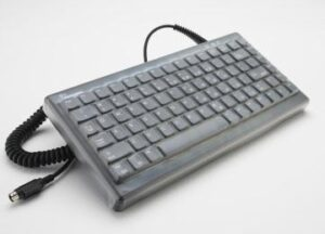 THICK KEYBOARD - SEIAL PORT- USED