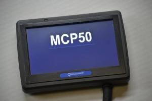MCP50 DISPLAY OMNITRACS - USED