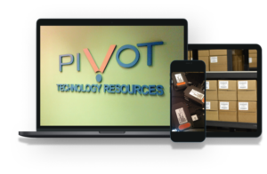3 Device image with pivot brand